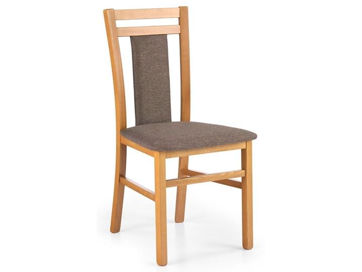 Krzesło drewniane Thomas - olcha Kategoria Krzesła kuchenne Drewno Szerokość 45 cm Wysokość 90 cm Kolor Brązowy