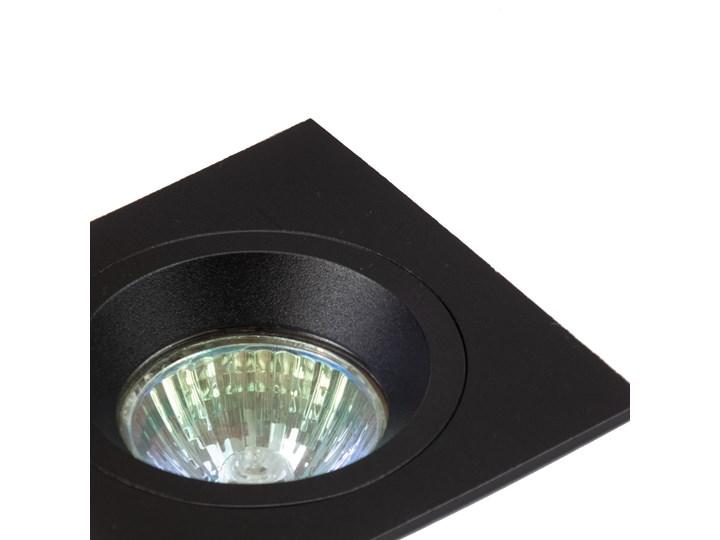 Oprawa kwadrat stała do zabudowy MR16 czarna - oprawydladomu.pl Oprawa halogenowa Oprawa led Kolor Czarny Kwadratowe Kategoria Oprawy oświetleniowe