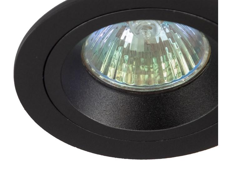 Okrągły spot stropowy downlight MR16 czarna - oprawydladomu.pl Kwadratowe Okrągłe Kolor Czarny Oprawa halogenowa Oprawa stropowa Oprawa led Kategoria Oprawy oświetleniowe