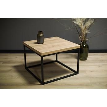 Nowoczesny minimalistyczny stolik kawowy STILO1 Dąb Artisan
