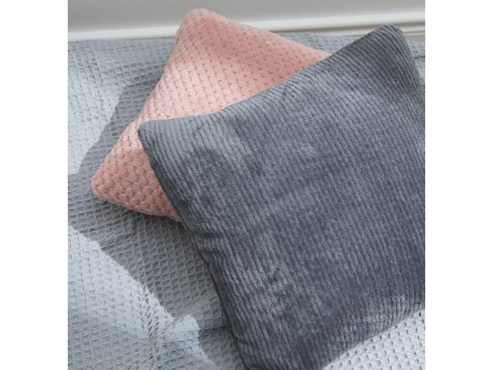 Sinsay - Poduszka 40x40 - Szary Kwadratowe 40x40 cm Poduszka dekoracyjna Kategoria Poduszki i poszewki dekoracyjne Pomieszczenie Salon