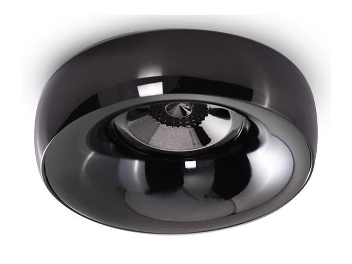 ADAMO MIDST BLACK CHROME Oprawa stropowa Kolor Czarny Okrągłe Oprawa led Kategoria Oprawy oświetleniowe
