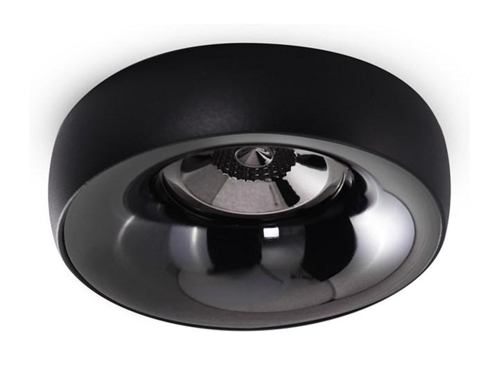ADAMO MIDST BLACK CHROME Oprawa stropowa Okrągłe Oprawa led Kolor Czarny