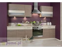 Zestaw kuchenny KAMDUO 270 bez blatów - modrzew/grusza