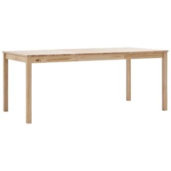 Naturalny stół sosnowy – Elmor 3X