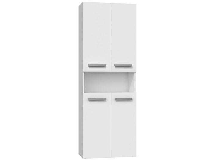 Szafka łazienkowa Malmo 5X - biała Stojące Szafki Kategoria Szafki stojące Kolor Biały