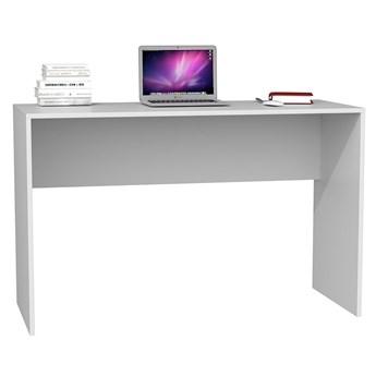 Nowoczesne biurko białe - Luvis 2X