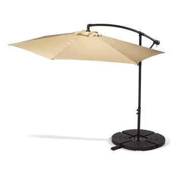 Parasol ogrodowy bez podstawy Le Bonom Happy Sun, ø 300 cm
