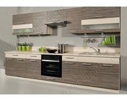 Zestaw kuchenny KAMDUO 320 bez blatów - grusza/zebrano