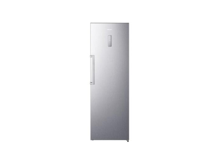 Lodówka HISENSE RL481N4BIE Nofrost Srebrna Szerokość 59,5 cm Jednodrzwiowe Wysokość 185,5 cm Kolor Szary Kategoria Lodówki