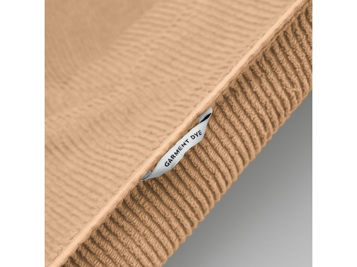 Ręcznik łazienkowy Miekki 100x50 cm beżowy Ręcznik kąpielowy Komplet ręczników 40x70 cm 50x100 cm Bawełna Kategoria Ręczniki