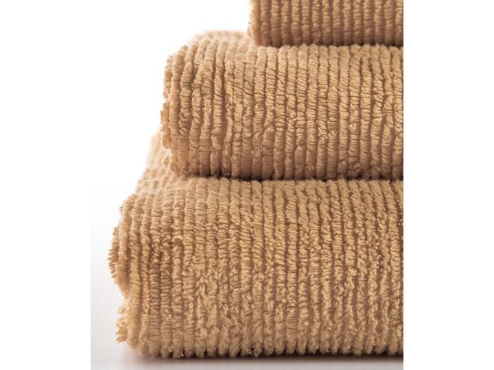 Ręcznik łazienkowy Miekki 100x50 cm beżowy Komplet ręczników 40x70 cm Ręcznik kąpielowy Bawełna 50x100 cm Kategoria Ręczniki