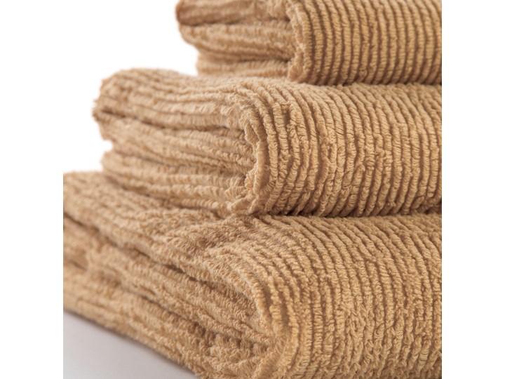 Ręcznik łazienkowy Miekki 100x50 cm beżowy 50x100 cm Bawełna Komplet ręczników 40x70 cm Ręcznik kąpielowy Kategoria Ręczniki