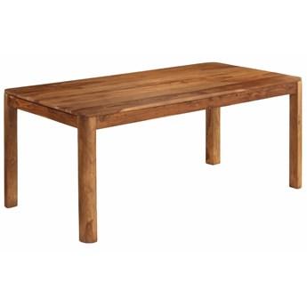 Brązowy stół drewniany – Sierra 3X