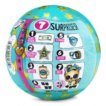 L.o.l. Surprise Pets Supreme Edycja Limitowana - MGA