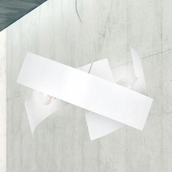 MODO WHITE 585/1 nowoczesna lampa wisząca unikalny design biała