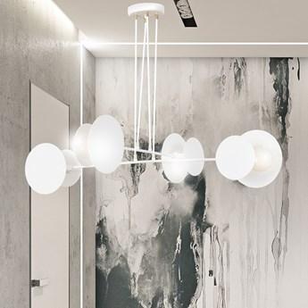 IDEA 4 WHITE 793/4 lampa wisząca loft regulowana oryginalny design biała
