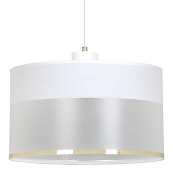MUTO 1 WHITE 604/1 lampa wisząca sufitowa eleganckie abażury regulowana wysokość
