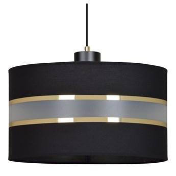 MOGI 1 BLACK lampa wisząca sufitowa eleganckie abażury regulowana wysokość
