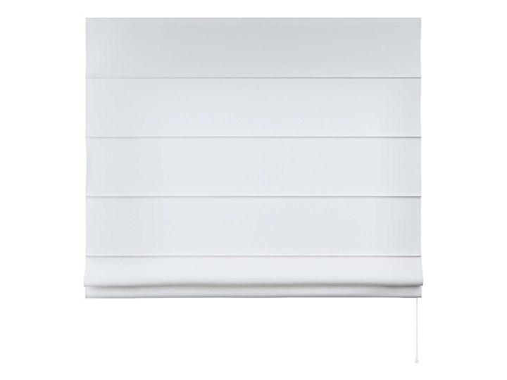 Roleta rzymska Billie, śmietankowa biel, szer.160 × dł.170 cm, Happiness Pomieszczenie Pokój przedszkolaka Kategoria Rolety