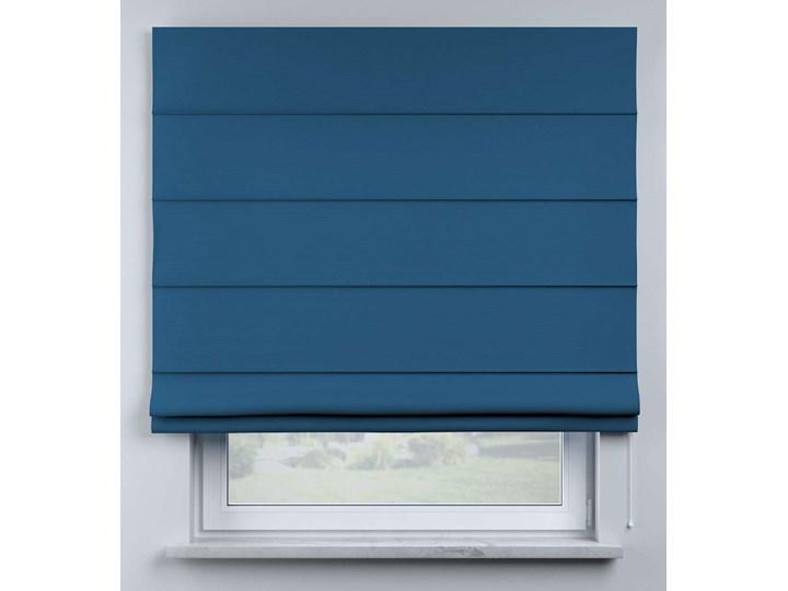 Roleta rzymska Billie, Ocean Blue (morski niebieski), szer.100 × dł.170 cm, Cotton Story Pomieszczenie Pokój przedszkolaka Wzór Dla dzieci