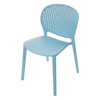 Krzesełko dziecięce Pico II light blue, 36x38x59cm