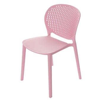 Krzesełko dziecięce Pico II candy pink, 36x38x59cm