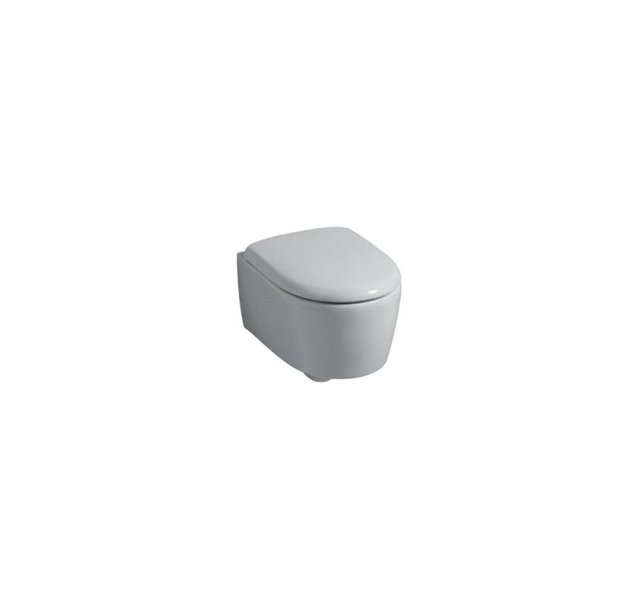 keramag 4u icon xs miska wc lejowa wisz ca bez wewn trznego ko nierza 6l odbierz. Black Bedroom Furniture Sets. Home Design Ideas