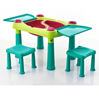 Ogrodowy stół do zabawy dla dzieci Curver Creatice