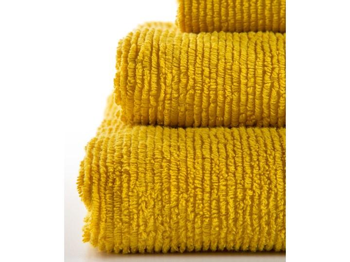 Ręcznik łazienkowy Miekki 100x50 cm musztardowy 50x100 cm 40x70 cm Komplet ręczników Bawełna Ręcznik kąpielowy Kategoria Ręczniki