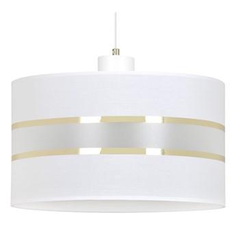 MOGI 1 WHITE 602/1 lampa wisząca sufitowa eleganckie abażury regulowana wysokość