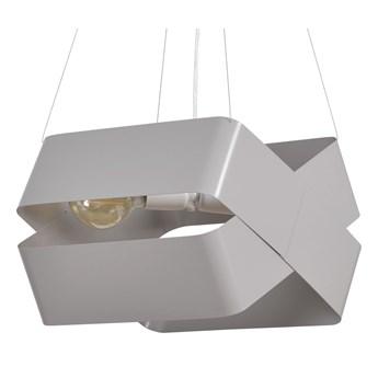 DELTA GRAY 445/3 oryginalna lampa wisząca szara LOFT regulowana metalowa DESIGN
