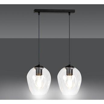 ISTAR 2 BL TRANSPARENT 679/2 lampa wisząca żyrandol nowoczesny klosze NOWOŚĆ