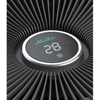 Oczyszczacz powietrza Mila | skuteczność 99,97% | HEPA 13