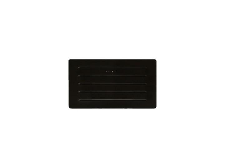 Okap sufitowy Toflesz OK-6 PRESTIGE SUFITOWY CZARNY 100 850 m3/h Sterowanie Elektroniczne Okap wyspowy Kategoria Okapy