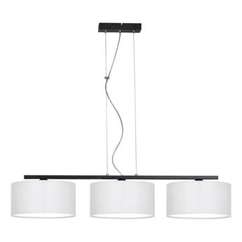 Żyrandol na lince ASTRA 3xE27/60W/230V biały