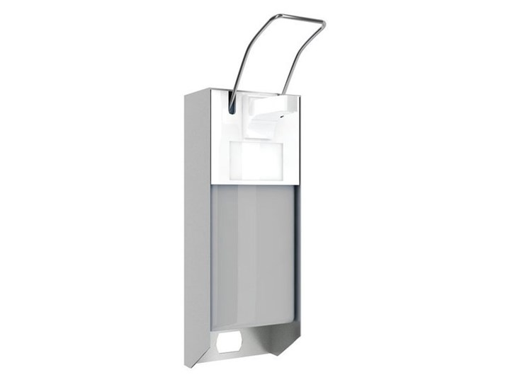Dozownik łokciowy płynów dezynfekcyjnych Merida 1 litr D10