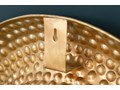 Lustro Orient Ø60 cm złote Lustro z ramą Ścienne Okrągłe Pomieszczenie Salon