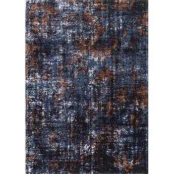 Dywan FLAME RUSTY BLUE do salonu sypialni pokoju 160x230