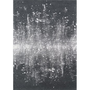 Dywan GALAXY STEEL GRAY szary 160x230 nowoczesny