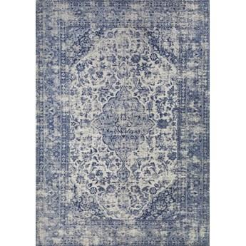 Dywan SEDEF SKY BLUE niebieski styl vintage