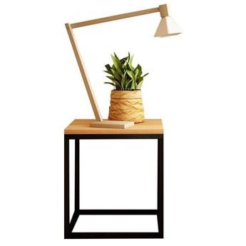 Szafka nocna stolik nocny RINDA na wymiar drewno metal