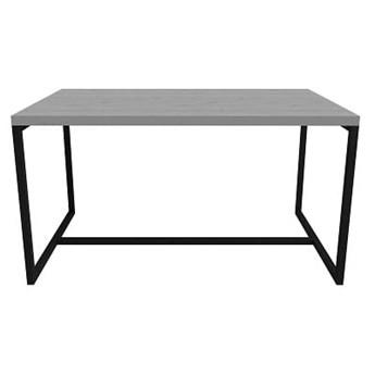 Stół LIFE na wymiar metalowy beton CIRE
