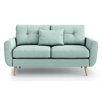Sofa Harris 2-osobowa, Aquamarine Mint
