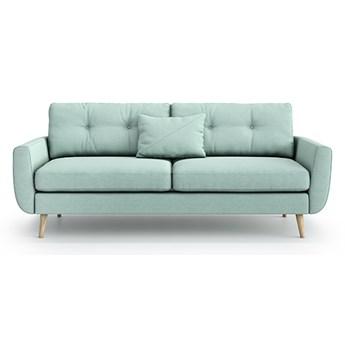 Sofa Harris 3-osobowa, Aquamarine Mint