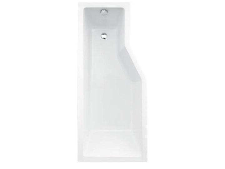 Besco Integra wanna asymetryczna lewa 150x75 cm biała WAI-150-PL Asymetryczne Akryl Kolor Biały