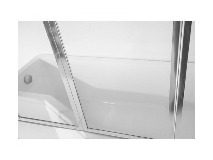 Besco Integra kabino-wanna 170x75 cm lewa z parawanem 3-skrzydłowym WAI-170-PL3 Akryl Kategoria Wanny