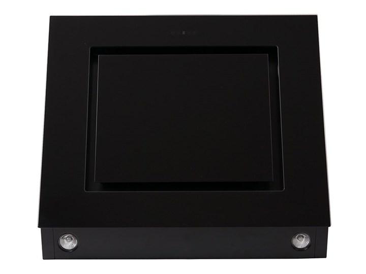 Okap kuchenny Lagardio 90.3 Black Szerokość 90 cm Okap przyścienny Poziom hałasu 69 dB