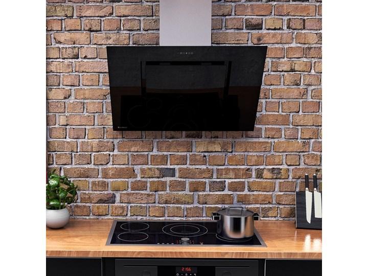 Okap kuchenny Lagardio 90.3 Black Szerokość 90 cm Okap przyścienny Sterowanie Elektroniczne