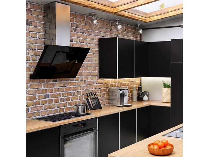 Okap kuchenny Lagardio 90.3 Black Okap przyścienny Szerokość 90 cm Sterowanie Elektroniczne